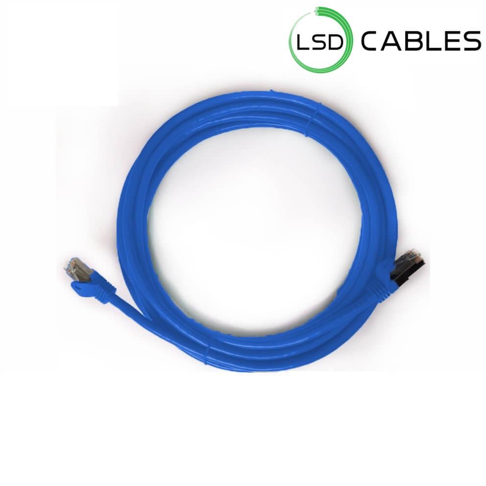 LSD CABLES CAT6 FTP PATCH CORD CABLE L P602 - Cat6 FTP Patch cord Cable L-P602