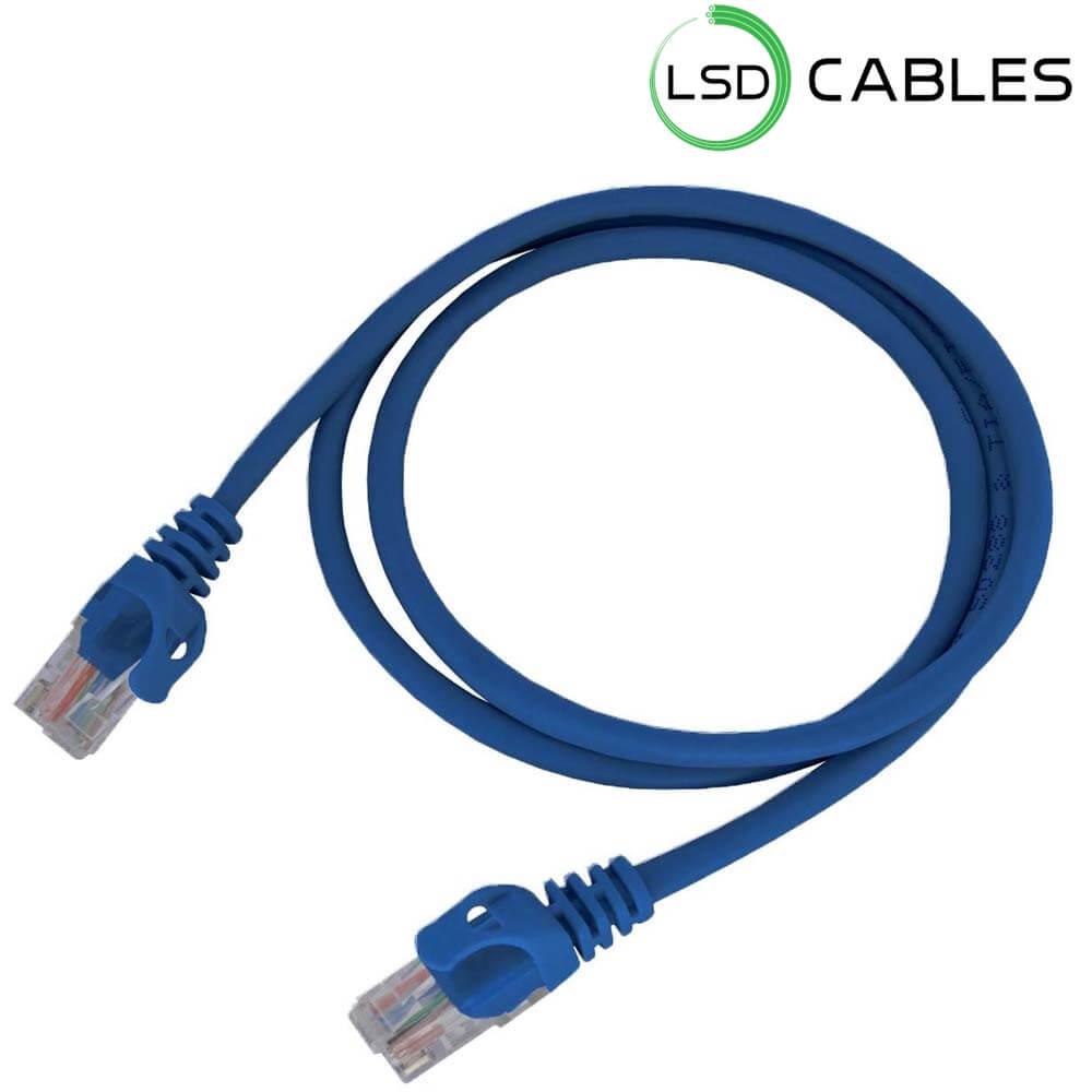 LSD CABLES CAT6 UTP PATCH CORD CABLE L P601 - Cat6 UTP Patch cord Cable L-P601
