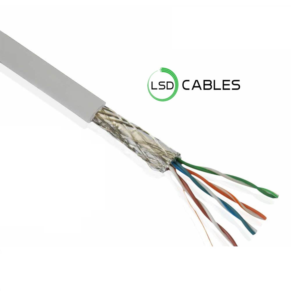 LSD CABLES Cat5E SFTP INDOOR Cable L 503 1 - Cat5e SFTP Cable L-503