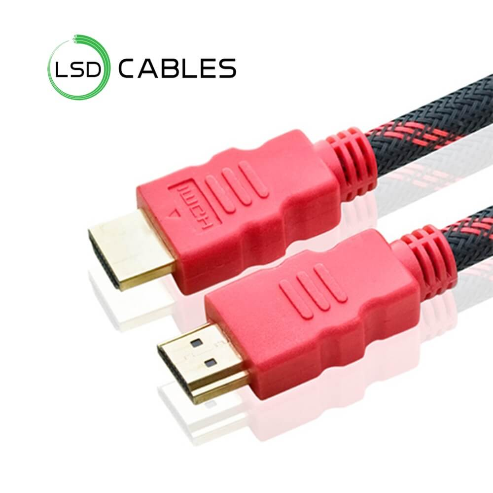 LSD CABLES HDMI CABLE Amale to A male 1.4 L H02 - HDMI Cable Amale to Amale 1.4 L-H01