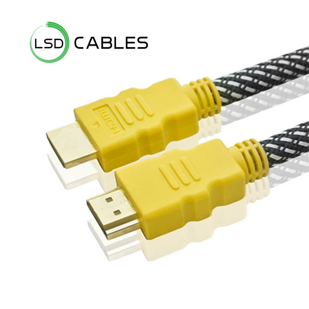 LSD CABLES HDMI CABLE Amale to A male 1.4 L H03 - HDMI Cable Amale to Amale 1.4 L-H01