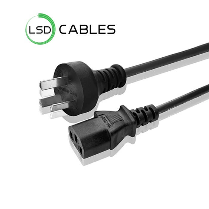 LSD CABLES POWER CABLE USA type L P02 - Power Cable USA Type L-P02