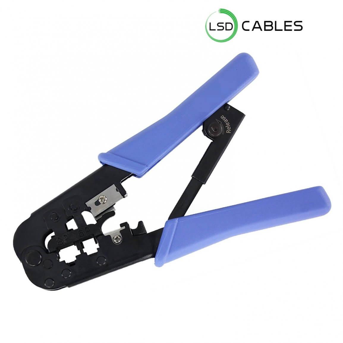 LSDCABLES RJ45 Crimping Tool L T01 1 1154x1154 - Crimping Tool Easy Handling RJ45 Connector  L-T01